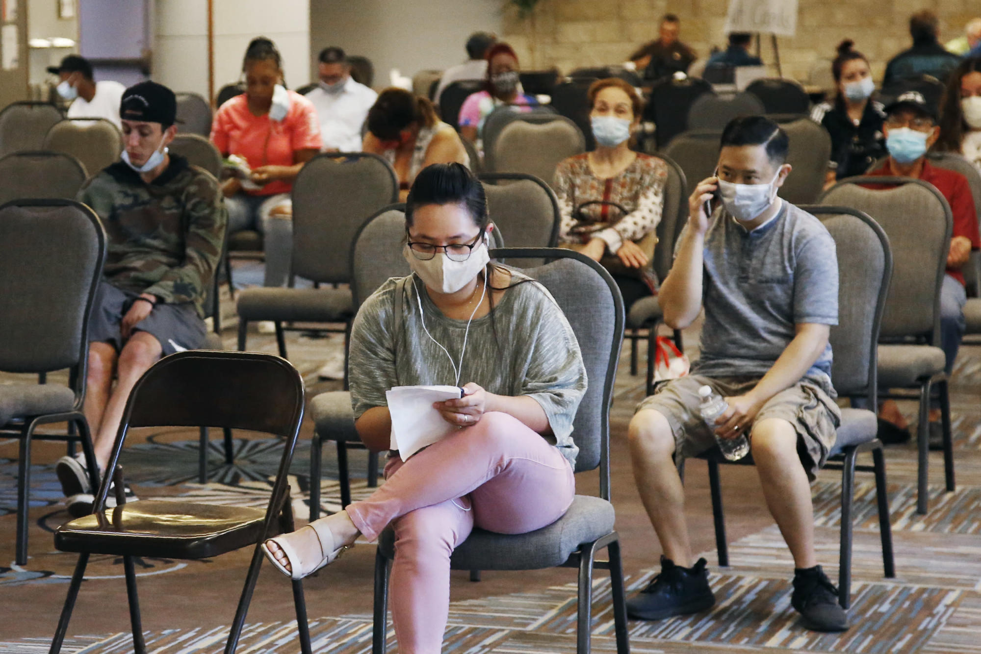 Unemployed workers in these four states lose their federal benefits this weekend – Yahoo News