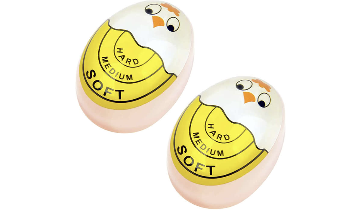 Never over- or under-cook your eggs again. (Photo: Amazon)