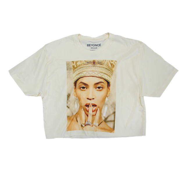 Courtesy shop.beyonce.com