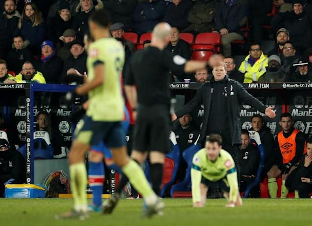 Premier League - Crystal Palace v AFC Bournemouth