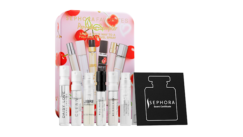 Best Valentine's Day Gifts 2020: Sephora Perfume Sampler