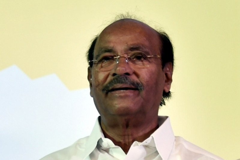 PMK Supremo Ramadoss Threatens to 'Hack Journalists' Who Dare to Ask Him Questions
