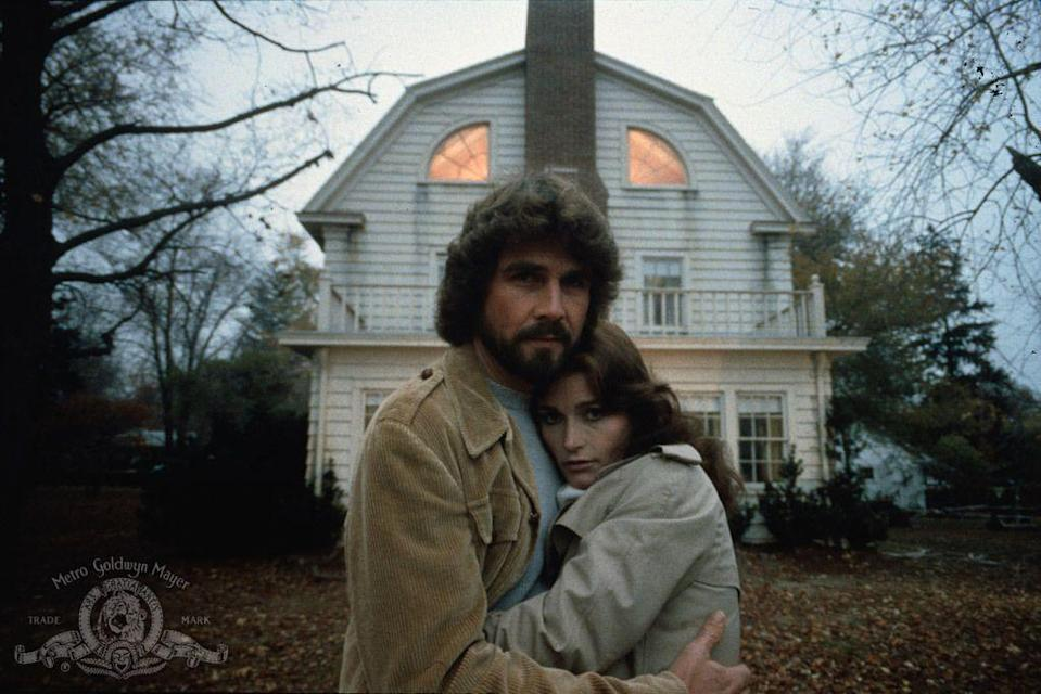 <p><em>The Amityville Horror</em> house still stands to this day and honestly, it's a little hard to miss. While the eye-shaped windows featured in the film are gone, the house itself is still there as a private residence. I'm all for a nice road trip, but I'm just gonna let you go solo to this one...</p><p>112 Ocean Ave, Amityville, NY 11701</p>