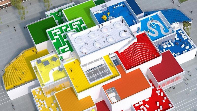 Judges will score participants based on the creativity and originality of the responses to choose a winner. (Lego)