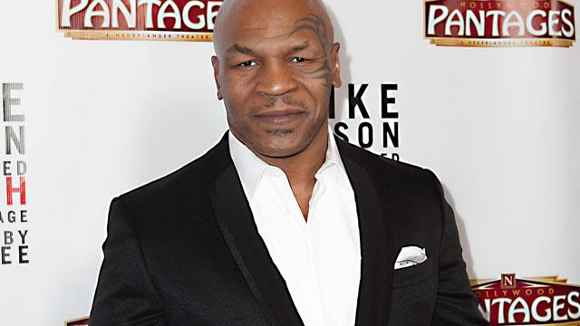 How Mike Tyson Lost 140 Pounds
