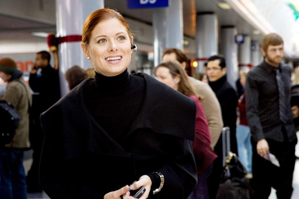 <p>Shortly after <em>Will & Grace</em> ended its original run, Debra Messing leaped onto the big screen in <em>Nothing Like the Holidays. </em>The film, which is about a family facing the realization that this might be their last holiday together, was a financial disaster – grossing a mere $7.5 million at the box office. It's believed that Christina Aguilera and Katie Holmes were once considered for roles in the film, but for one reason or another, neither made an appearance.</p>