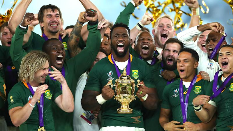Rugby World Cup 2019 Pollard Delight At Truly Historic South Africa Triumph