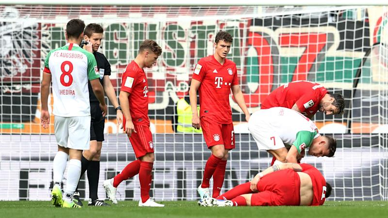 Bayern & Germany defender Sule can forget going to the Euros - Hoeness