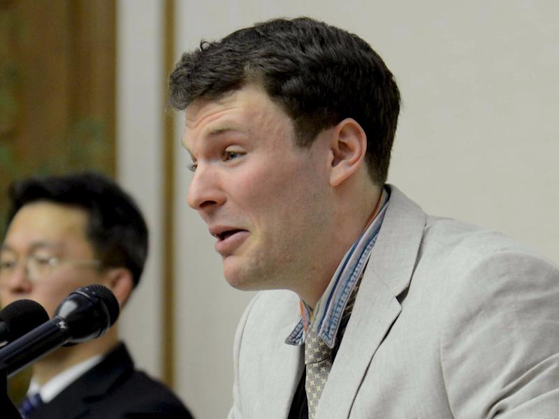 North Korea denies mistreatment of USA captive Otto Warmbier