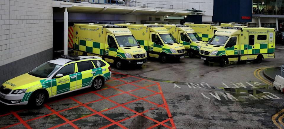 The North West Ambulance Service have criticised the abusive driver (PA)