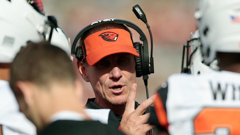 Gary Andersen out as Oregon State coach
