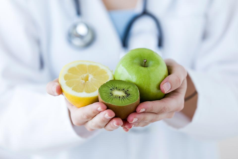 Should your GP be able to prescribe you fruit and veg? (Getty Images)