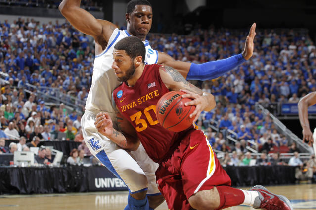 Royce White starred at Iowa State in 2012. (Getty)