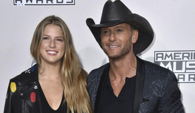 Tim mcgraw and faith hill s no nonsense approach to for How old are faith hill s daughters