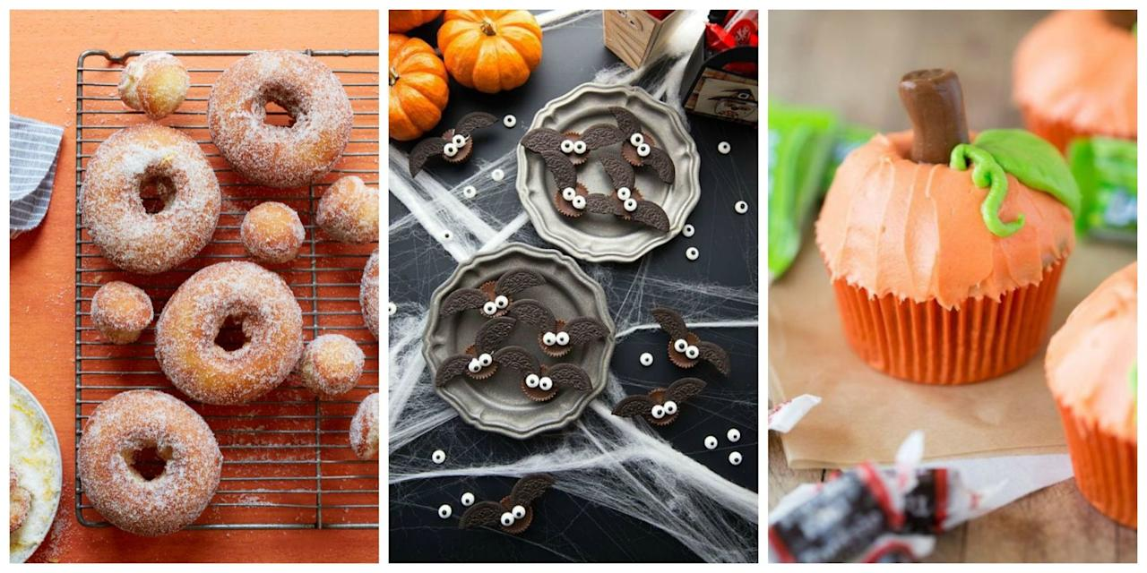 make this october 31 the sweetest holiday yet with our best halloween dessert - Best Halloween Dessert Recipes