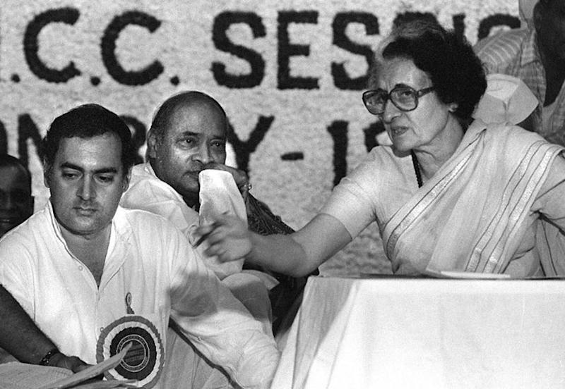35 Years Ago: Congress' Monumental Follies in 1984 were Fortified by Leaders Lacking Moral Courage