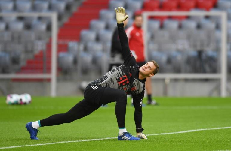 Full-strength Germany beef up to face Covid-hit Ukraine