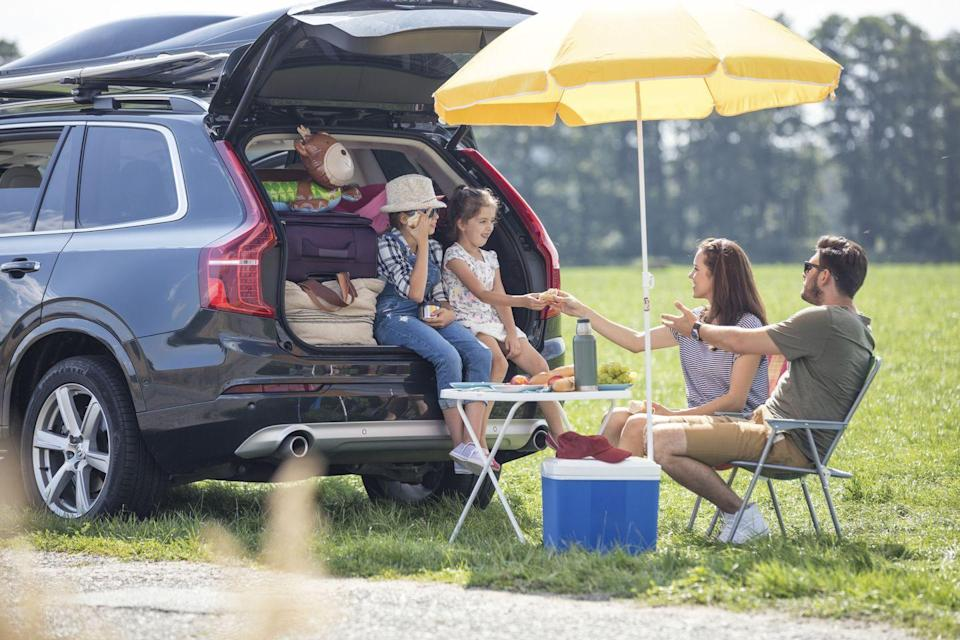 """<p>Irina Zusman, travel expert and COO of BagsAway luggage storage, recommends that travelers plan vacations around the local weather. """"Choosing a location and destination that will have nice, temperate weather allows families to take advantage of the social distancing opportunities afforded by staying outdoors,"""" she says. </p><p>Instead of dining in, Zusman encourages taking a carryout meal to a local spot to set up a picnic. """"Make sure not to choose a locale that's too hot or the heat will zap the energy right out of the kiddos,"""" she says.</p>"""