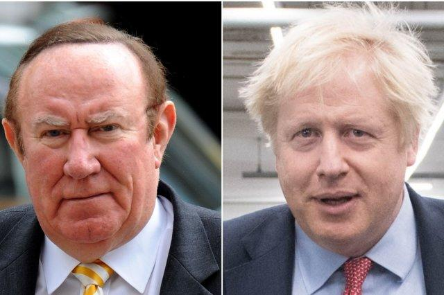 Andrew Neil tells Boris Johnson it is not too late to do 'oven-ready' interview