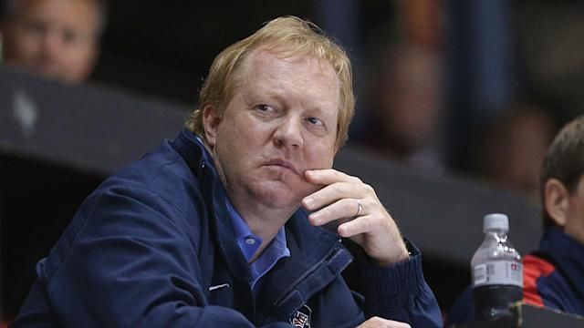 Johannson joined USA Hockey in 2000 and represented Team USA at the Winter Olympics in 1988 and 1992.