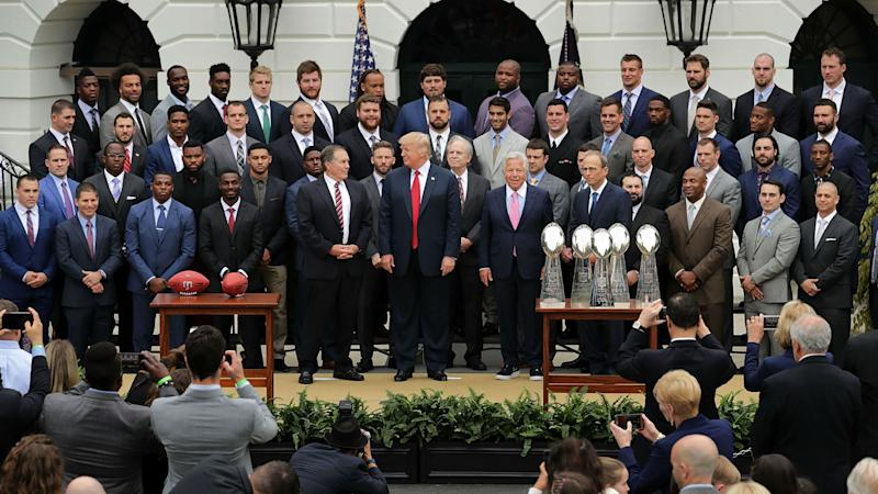 Patriots say viral New York Times White House photo was misleading