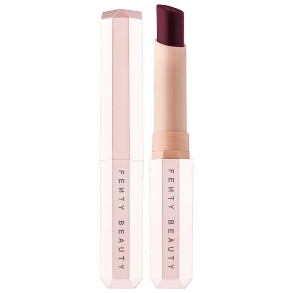 <p>This <span>Fenty Beauty by Rihanna Mattemoiselle Plush Matte Lipstick</span> ($9, originally $18) has earned more than 496,000 loves from other Sephora shoppers and high praise for not feathering or drying out lips either.</p>
