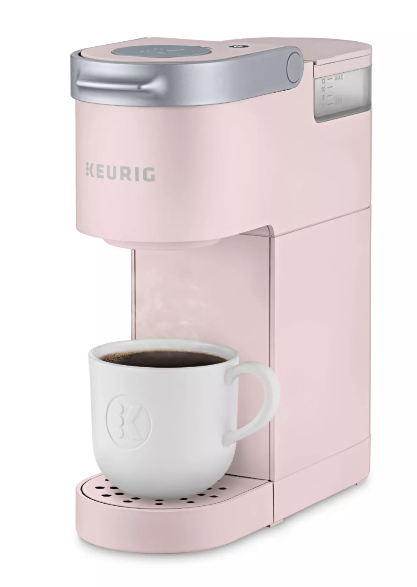 "<p><strong>Keurig</strong></p><p>amazon.com</p><p><strong>$79.99</strong></p><p><a href=""https://www.amazon.com/dp/B08323NVL1?tag=syn-yahoo-20&ascsubtag=%5Bartid%7C10050.g.32094034%5Bsrc%7Cyahoo-us"" rel=""nofollow noopener"" target=""_blank"" data-ylk=""slk:Shop Now"" class=""link rapid-noclick-resp"">Shop Now</a></p><p>Late-night studying just got a little sweeter with this single-serve coffee maker. At less than 5"" wide, it's perfect for small spaces like dorm rooms or apartments.<br></p>"