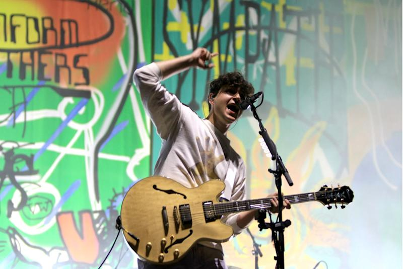Vampire Weekend announce Madison Square Garden concert