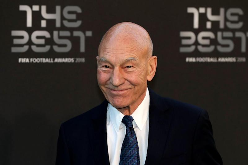 Sir Patrick Stewart is one of a number of celebrities who have sponsored coaches for the event (Getty Images)