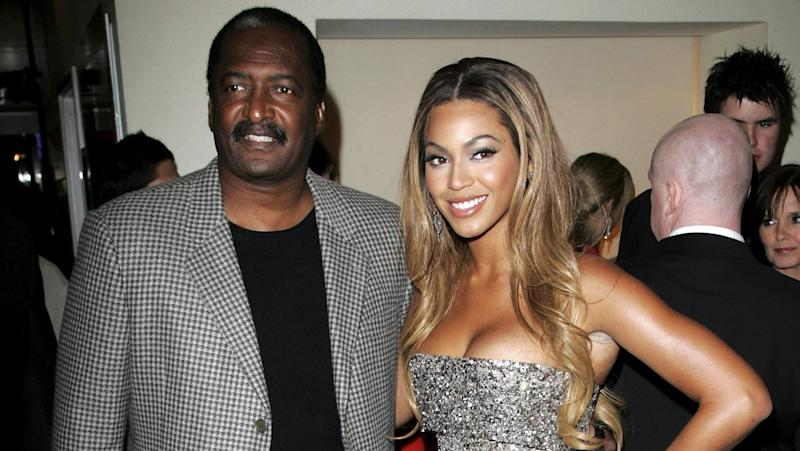 Beyoncé's dad, Mathew Knowles, reveals that he has breast cancer