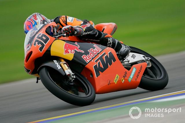 "Mika Kallio 12 victorias con KTM <span class=""copyright"">Gold and Goose / Motorsport Images</span>"