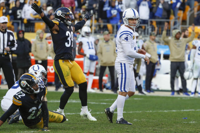 Colts Continue To Believe Vinatieri Will Solve Kicking Woes