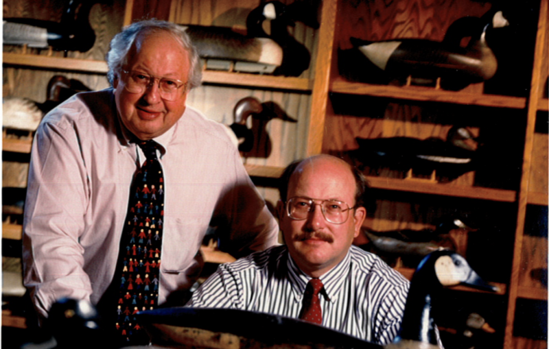 53229dad93d America s top fund is run by a father-son duo from the shores of Lake  Minnetonka