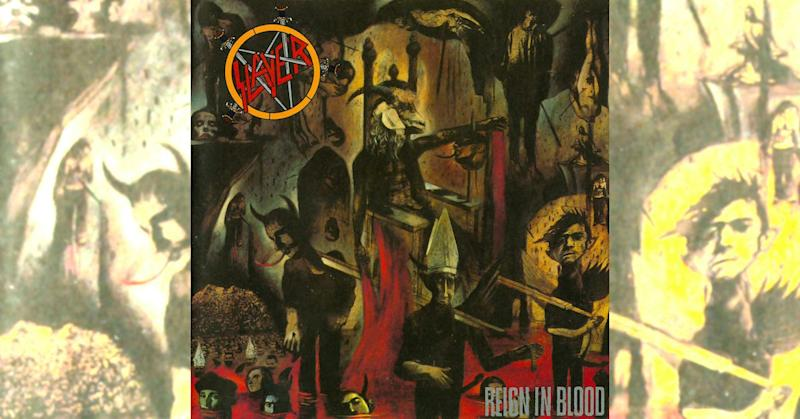 33 Years Later, Slayer's Reign In Blood Still Reigns Supreme