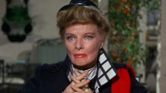 Katharine Hepburn dalam film Guess Who's Coming to Dinner. (Foto: Dok. Columbia Pictures/ IMDb)