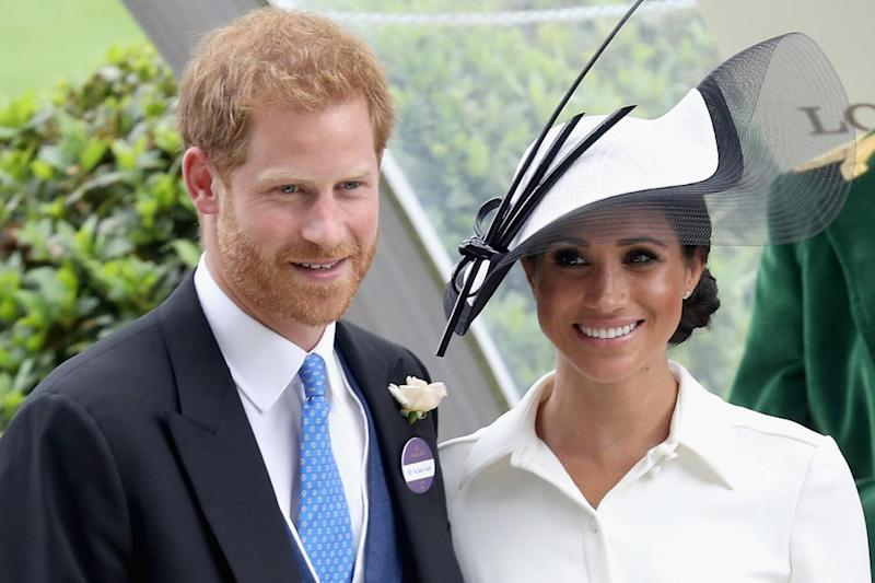 Prince Harry and Meghan Markle got married in May (Getty Images)