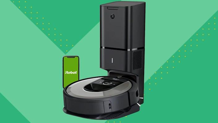 The iRobot Roomba i6+ is amazing—and it's at a huge discount thanks to this bundle.