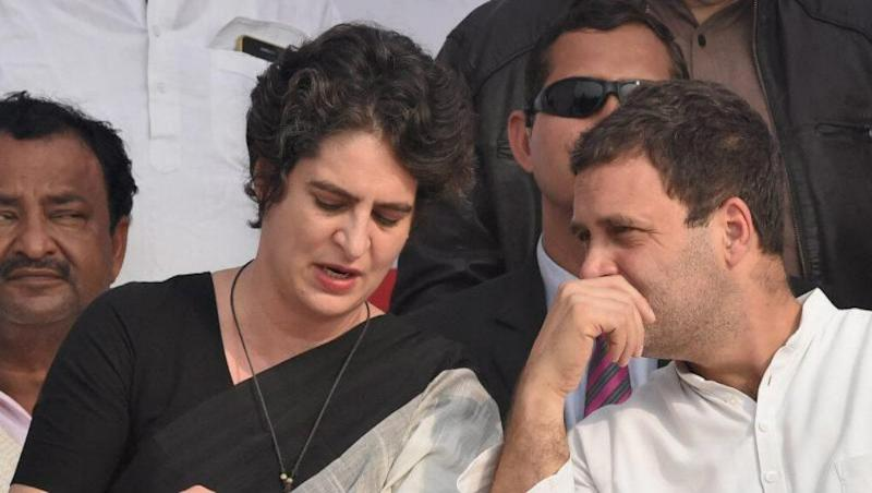 Bihar Assembly Elections 2020: Congress' List of Star Campaigners Includes Priyanka Gandhi, Sachin Pilot, Shatrughan Sinha