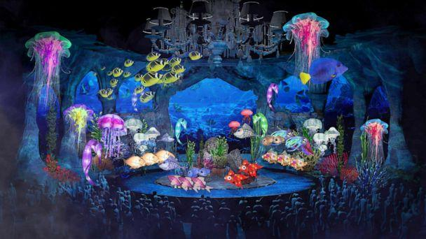 PHOTO: The Wonderful World of Disney presents The Little Mermaid Live! (Done Dusted/ABC)