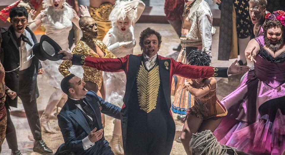The Greatest Showman is getting a special screening on Sky One
