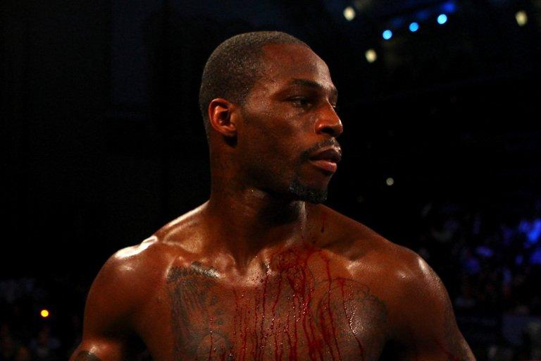 Chad Dawson, pictured during a WBC fight in Atlantic City, on April 28, 2012