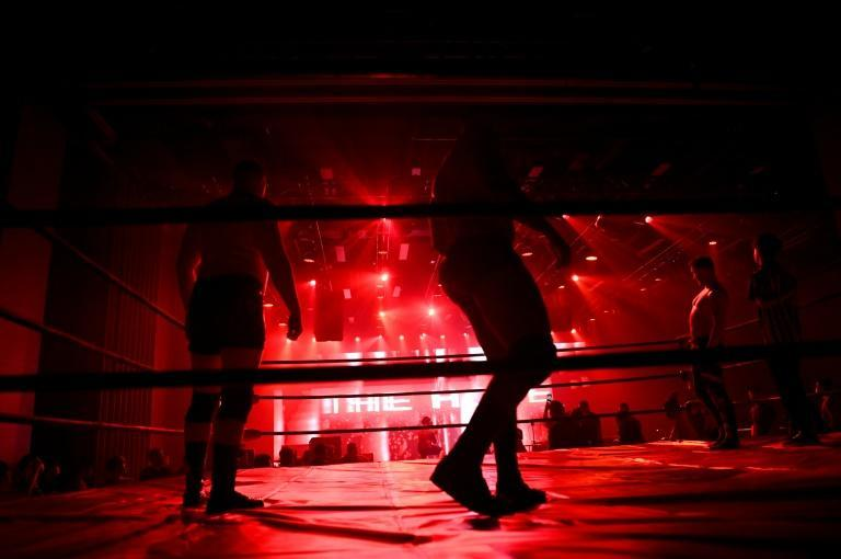 Get ready for the main event: MKW's founder says wrestling remains a niche sport in China but there is room to grow