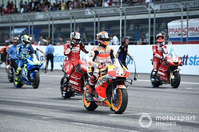 "Marc Márquez, Repsol Honda Team <span class=""copyright"">Gold and Goose / Motorsport Images</span>"