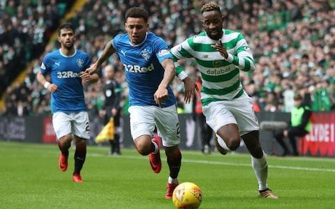 "The chance of Graeme Murty supervising a third successive clean sheet against Celtic – who visit Ibrox on Sunday for the third Old Firm derby of the season – could depend on his choice of personnel at centre-back, where his options are intriguing. Murty, who in two spells as interim coach has steered Rangers to goalless draws at Celtic Park must pick two from the three of Bruno Alves, Russell Martin and David Bates for a game which has been billed as a marker of how close the Ibrox side have come to the status of credible challengers to Brendan Rodgers' all-conquering champions. Martin had been thought to be a non-starter because of injury but revised estimates of his fitness indicate that he is in the frame to line up in his first derby. Alves, who craves game time to advance his claim to a place in Portugal's World Cup squad, has played only twice since Rangers visited the east end of Glasgow on Dec 30, when injury curtailed his appearance after only 18 minutes, at which point he was replaced by Bates. The less experienced Bates, who arrived from Raith Rovers last summer, was praised for his performance against Moussa Dembele, the Celtic striker, who was substituted after an hour. Since then, the 21-year-old defender has made 10 of his 16 appearances this season. ""I've been playing week in, week out and that has been a lot of help to me,"" Bates said. ""I feel more confident going into the game and more comfortable in the back four. To be honest, I felt confident that I could go into the team and do a job for the team before the last game against Celtic. ""I was then called upon earlier than I thought might happen but, luckily enough, I did well when I went on. It was like any game, I was just looking to make a good first pass and make a good first tackle or header. That usually sets you up for a good game. ""I hope to start, yeah. Just being in the squad, being in the building at Rangers, is incredible at the moment with the buzz about the place and the way the boys are going about their business. ""Training has been good. We just need to keep the week as normal as possible, even though it's not a normal game. An Old Firm game isn't a normal game and we don't want to change anything before a big game, do we?"" Dembele has improved since the two teams last met in the league Credit: Getty Images Dembele's performance in the New Year derby fell below the standard he set earlier in the season but that was ascribed to the effect of incessant speculation that he was about to depart for the Premier League in England for a fee of £20 million or so. He scored only once in his next seven appearances but has looked livelier in the last couple of weeks, scoring in the 2-0 league victory at Aberdeen and twice in last weekend's William Hill Scottish Cup quarter-final at home to Greenock Morton. Bates, nevertheless, backed himself for another positive showing should he get the nod to start against the Parkhead striker. ""He's a good player featuring at Celtic every week and you have to treat him with respect,"" Bates said. ""He's strong with good ability but you have to try and put your print on him and do what you're good at week in, week out. ""I think I'm capable of doing it, as is any centre-half at the club. As a back four we defend as a unit and we take it from there."" Off the field, meanwhile, Celtic announced an innovative scheme to increase the enjoyment of visually impaired fans who attend home games by providing an audio recording of Brendan Rodgers' programme notes before kick-off. ""If, in any way it can help add to the match-day experience for our supporters, then that is great news,"" Rodgers said. ""Like many managers in football, I have always felt my programme notes are a very important way to welcome our fans to the stadium, to set the scene for that particular match and explain to our supporters my thoughts on the game. ""We are so grateful to all the fans in this section who come to the match, sit behind our dugout week in, week out and support the club so passionately. ""Clearly, these supporters face challenges, but they do so with such courage and such spirit."""