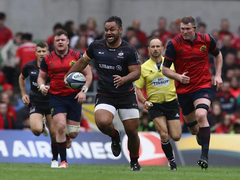 Saracens have been the form team in Europe for the last two years (Getty)
