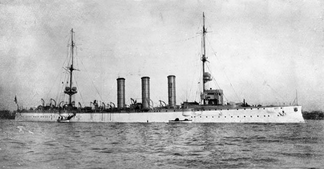In its brief career as an independent raider in the Indian Ocean, the Emden captured 23 vessels.