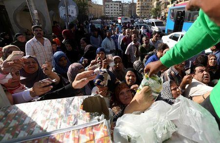 Egypt's headline inflation surges to 19.4 pct after ...