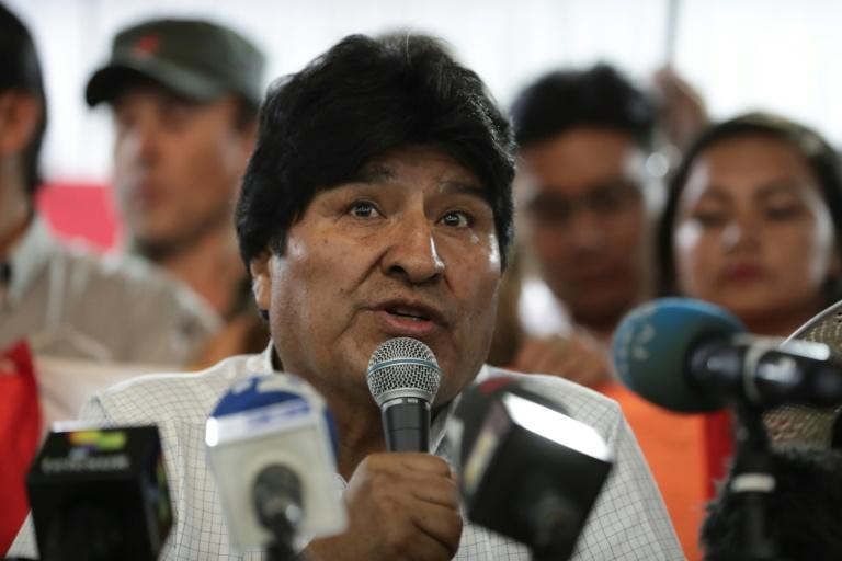 Evo Morales is currently living in Argentina where he claimed asylum following his resignation as Bolivia president