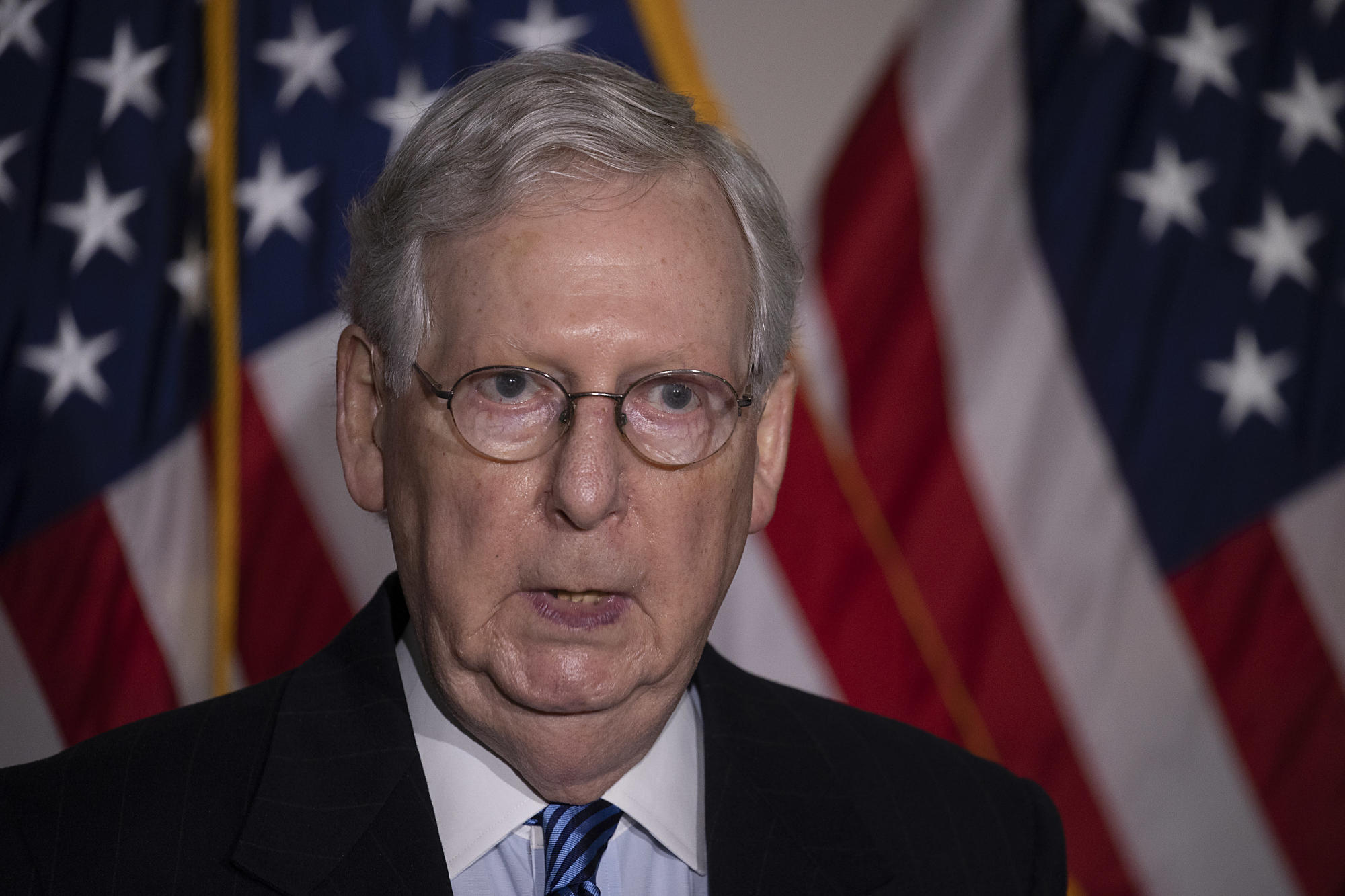Stimulus update: McConnell and Schumer discuss averting a shutdown and  economic aid