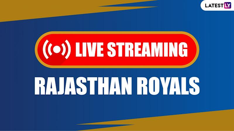 IPL 2020 Live Streaming Online for RR Fans: Watch Free Telecast of Rajasthan Royals Matches in Dream11 IPL 13 on Star Sports 1 Hindi TV Channel
